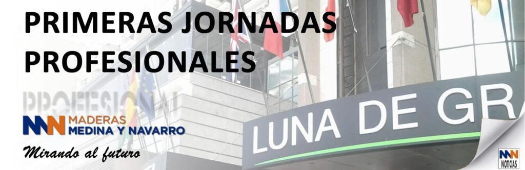 Primeras Jornadas Profesionales Maderas Medina y Navarro en Hotel Luna de Granada