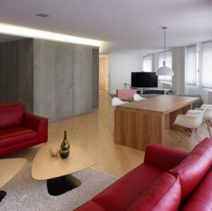 Tableros Viroc. Mobiliario y diseño de interiores