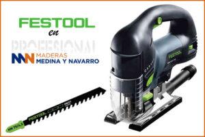 Herramienta Festool en Maderas Medina y Navarro