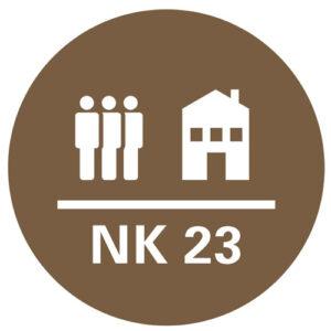 Clase NK 23 para la duración del suelo