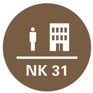 Clase NK 31 para la duración del suelo