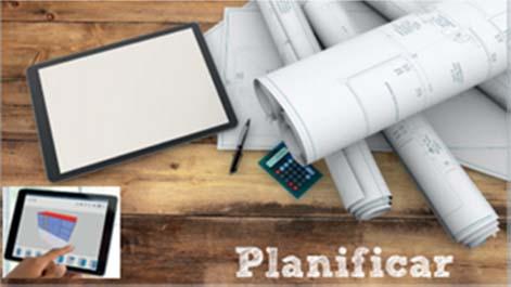 Planificación de la construcción de un mueble